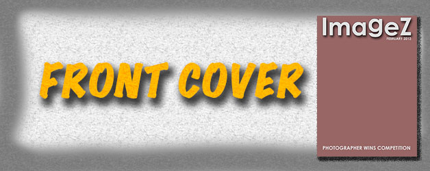 Front cover competition February 2013