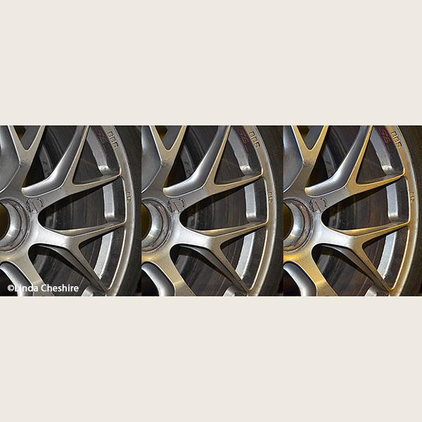 Wheels within wheels - Linda Cheshire