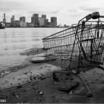 Low Tide at Greenwich by Vicki Walton