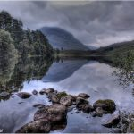 The Black Loch by Peter Carter
