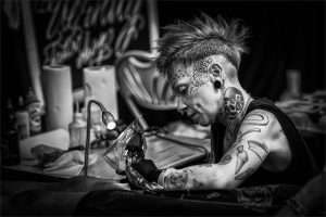 Tattoo Artist – Chenxi Ni