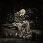 Old and Alone by Chenxi Ni