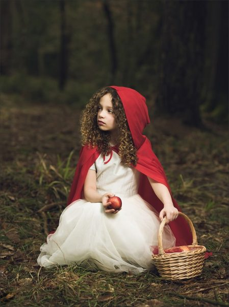 Red Riding Hood - Steve Beckett