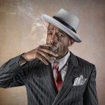 """""""Cigar Face"""" by Lloyd Moore CPAGB BPE3 – Watford CC"""