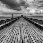 """Clevedon Pier"" by Peter Phillips – Abingdon CC"