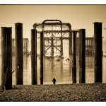 """Death of West Pier"" by Cat Humphries – Croxley CC"