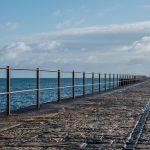 """""""Castle Pier"""" by David Jones"""
