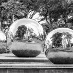 """Singapore Spheres"" by Kathy Chantler"