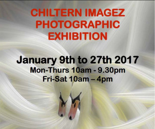 Chiltern ImageZ Exhibition opens at Queens Park Arts Centre