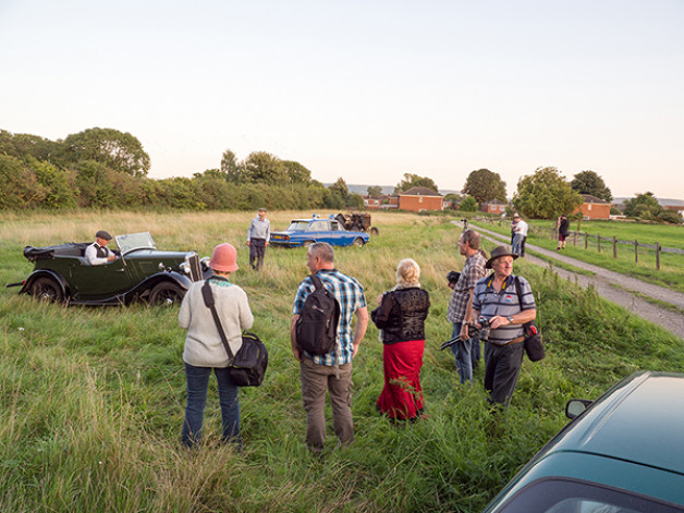 Down on the farm, Tuesday 15th August