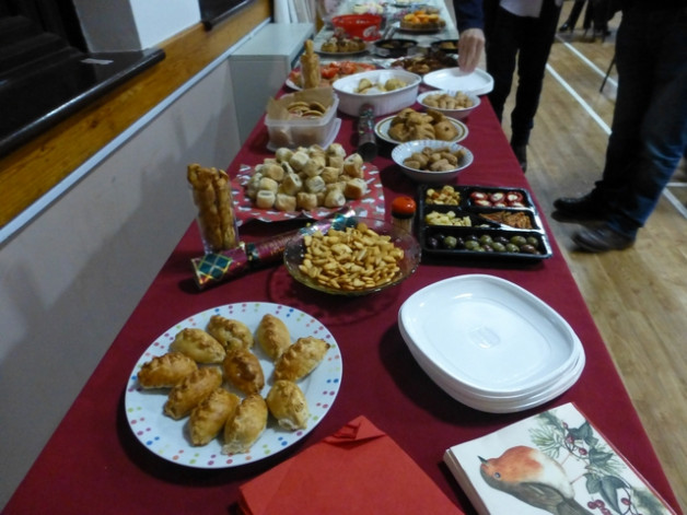 Club's AGM, Tuesday 19th December 2017