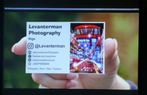Time Lapse Photography by Nige Levanterman, Tuesday 6th February, 2018