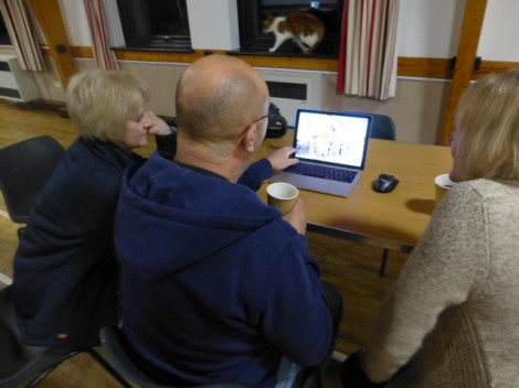 Critique Night, Tuesday 13th February 2018