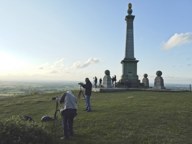 Coombe Hill Summer meet up, Tuesday 4th June 2019