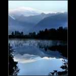 Oh morning reflection by Sally Spence