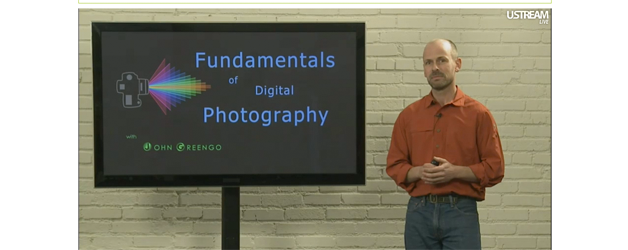 Fundamentals of digital photography – 5 day online free course