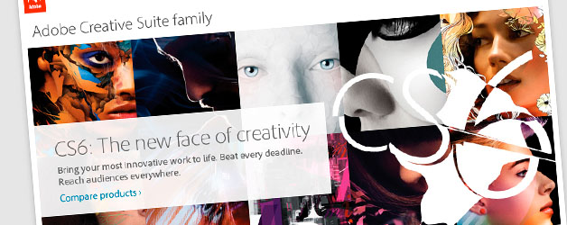 Adobe launches Photoshop CS6
