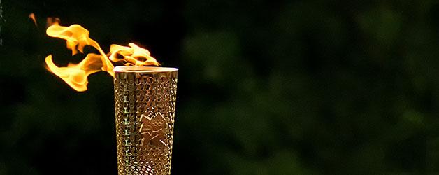 olympic torch relay ayelsbury