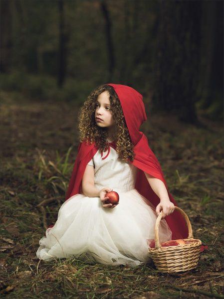 Red Riding Hood - Steve Beckett