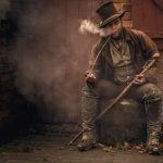 """""""The Smoker"""" by Colin Mill BPE2 – New City PS"""