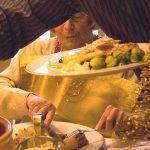 """Violet Christmas Lunch"" by Valerie Lapthorne – ImageZ CC"