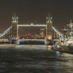 """Tower Bridge by Night"" by Tami Nunley – ImageZ CC"