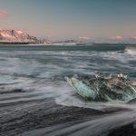 """""""Ice Beach Sunrise"""" by Martin Patten LRPS CPAGB BPE3 – Watford CC"""