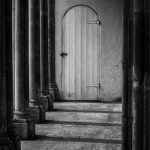 """The locked door"" by Chenxi Ni"