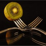 """A pair of forks"" by David Gibbs"