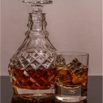 """Decanter and double"" by David Gibbs"