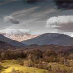 Storm Clouds Gather over the Fells – Cumbria by David Gibbs