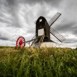Pitstone Windmill by Chris Andrews