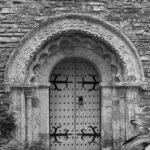 St Anthonys Norman Doorway © David Jones