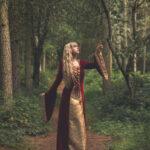 Woodland Maiden © Steve Beckett