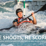 """""""He Shoots   He Scores — How I shoot sports pictures"""" by Andrew Moss"""