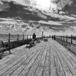 On the Pier at Twilight © Nicholas Razey
