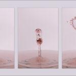 Splash and Collision © Barry Coxon