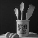Kitchen Things©Kathy Chantler