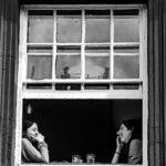 Window Conversation © John Timbrell