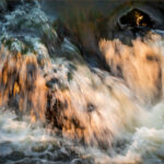 Golden Falls © Chris Andrews