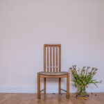 Chair and Bouquet © Peter Carter