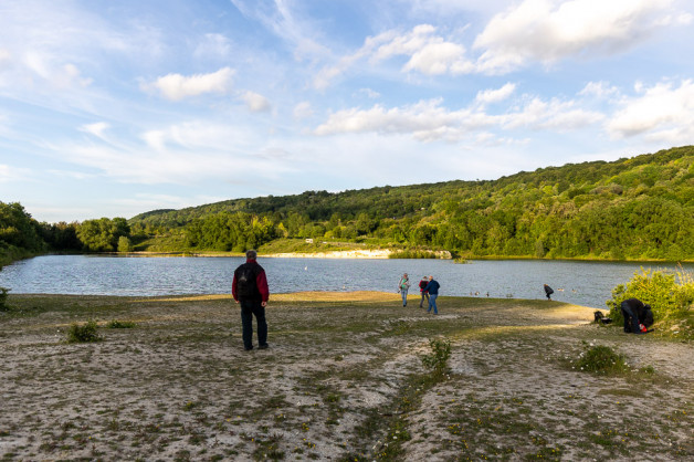 Old Kiln Lakes - Chinnor