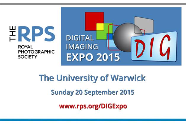 RPS Digital Imaging Expo 2015